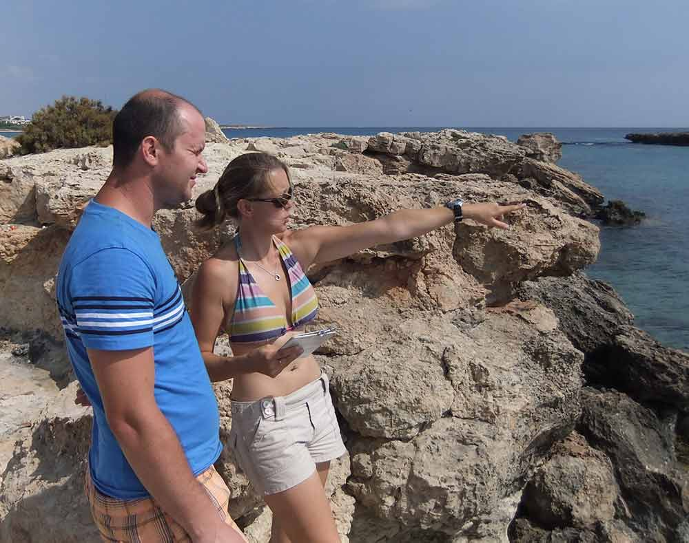 padi divemaster traing courses in cyprus. be the best you can be