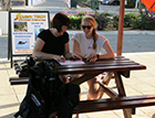Diver gets the personal touch with a scuba tech cyprus instructor