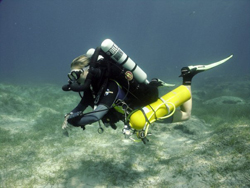 closed circuit rebreather training courses in cyprus