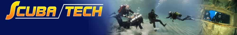 Scuba Tech diving Centre in Cyprus. Diver training, recreational courses, rebreather courses