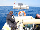 trimix rebreather training on the megalodon ccr in cyprus